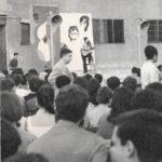 Un dels primers concerts com a membre dels Setze Jutges, Sabadell 19 de gener de 1967