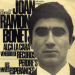 Segon disc de Joan Ramon Bonet, Edigsa, 1966
