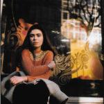 Maria del Mar Bonet amb 20 anys, 1967. Fotografia de Toni Catany