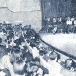El 19 de març de 1970 la sala Mozart de l'Auditorium de Palma queda desbordada pels assistents i col·loquen cadires fins i tot a l'escenari