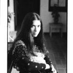 Maria del Mar Bonet al Teatre Lliure de Barcelona, 1977. Fotografia de Toni Catany