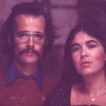 Lautaro Rosas i Maria del Mar Bonet fotografiats per Toni Catany pel disc Alenar, 1977