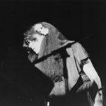 Maria del Mar Bonet durant un dels recitals Corpus al Romea, al Teatre Romea de Barcelona, juny 1979