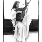 Maria del Mar Bonet fotografiada per Toni Catany per la promoció del disc Breviari d'amor