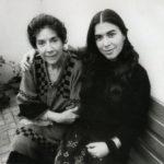 Maria del Mar Bonet i la seva mare, Mercè Verdaguer, fotografiades per Colita l'any 1987