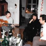 Maria del Mar Bonet, Wolf Bierman i Javier Mas, 1987