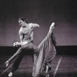 "Coreografia ""Cor perdut"", ballarins Nacho Duato i Catherine Allard"