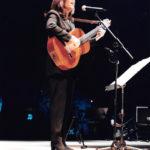 Maria del Mar Bonet durant el concert El Cor del temps. Fotografia de Marisa Rivas