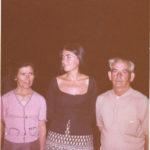 Amb Madó Buades a Campos, 1973