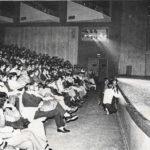Concert de Maria del Mar Bonet a Campos, Mallorca, el 20 d'octubre del 1971