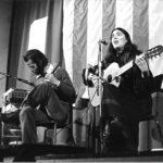 Recital de Maria del Mar Bonet acompanyada per Lautaro Rosas, 1978