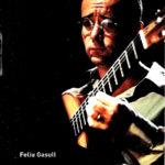 Feliu Gasull durant el concert de Raixa, 2001. Fotografia promocional de Juan Miguel Morales