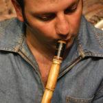 """Assajos del disc """"Amic, Amat"""" a Damasc amb el Cham Ensemble de Damasc, 2004. Fotografia Juan Miguel Morales"""