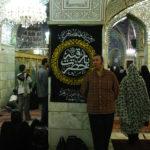 Luis Delgado a Damasc, 2004. Fotografia Juan Miguel Morales