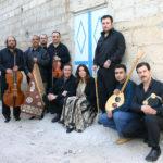 Maria del Mar Bonet amb el Cham Ensemble de Damasc, Damasc 2004. Fotografia Juan Miguel Morales