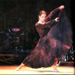 Concert El Cor del Temps. Catherine Allard. Fotografia Juan Miguel Morales