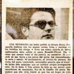 Article de Joan Bonet, pare de Maria del Mar Bonet, sobre la tornada de les despulles del poeta a Mallorca