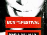 """Programa de mà del concert """"Terra secreta"""" a la Plaça del Rei, l'estiu del 2006 (portada)"""