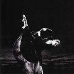 "Coreografia ""Arenal"", ballarina Catherine Allard"