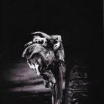 "Coreografia ""Arenal"", ballarins France Nguyen i Ricardo Franco"