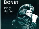 """Cartell del concert """"Sis llunes de quart minvant"""" a la Plaça del Rei de Barcelona, estiu 1997"""