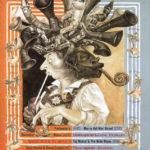 Portada del programa de mà del Festival Tanz&Folk on actuà Maria del Mar Bonet els dies 6, 7 i 8 de juliol del 2001