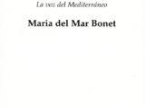 Full de mà del concert de Maria del Mar Bonet a la Fira Internacional del llibre de Torino, 15 de maig del 2002