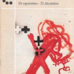 Portada del programa de mà de l'Europàlia 85 on hi participà Maria del Mar Bonet