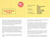 Programa de mà del Festival Johnnie Music de Madrid, de l'any 1995