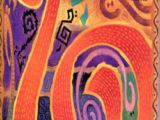 Programa del festival del Quebec de l'estiu del 1996, on Maria del Mar Bonet cantà el 6 de juliol del 1996