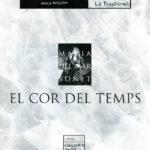 """Full de mà del concert """"El cor del temps"""" de Maria del Mar Bonet a Buenos Aires, Argentina, el dia 28 d'agost del 1998"""