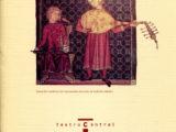 Cartell del V Ciclo de Música Andalusí on Maria del Mar Bonet fou convidada a cantar al setembre del 1998
