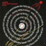 """Cartell del Festival """"Voci e suoni del Mediterraneo"""" de Sicilia on Maria del Mar Bonet cantà el 13 de setembre del 1998"""
