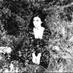 Fotografia promocional de Maria del Mar Bonet per Jardí Tancat de Toni Catany, 1981