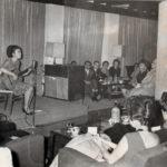 Primer recital en solitari organitzat per les Juventudes Musicales de Palma a l'Hotel Jaume I, el 4 de desembre de 1965